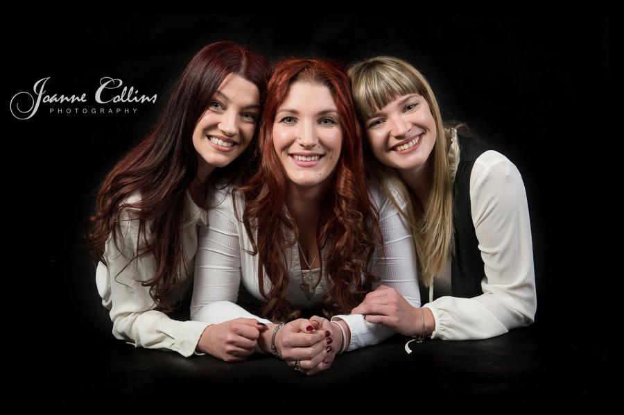 Family studio photoshoot maidstone kent photographer