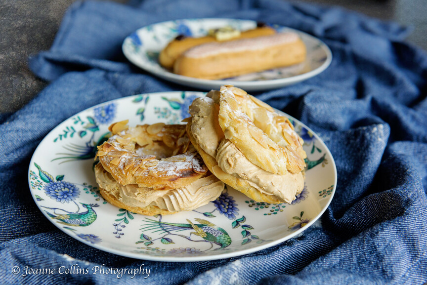 Food Photographer Maidstone - Frederic Bistro patisserie cakes