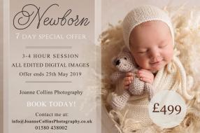 Newborn Photography Special Offer