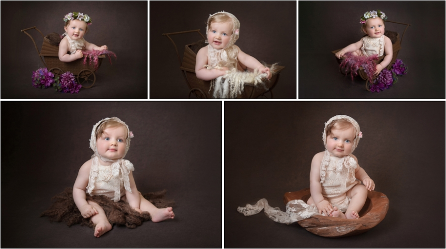 Baby Sitter Photography Special Offer Kent. Babies 7-10 months in vintage prams and outfits