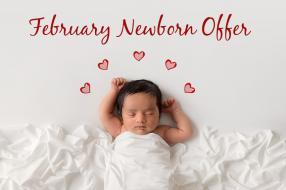 February Newborn Photo Offer Tunbridge Wells Kent
